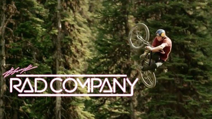 Brandon Semenuk's Rad Company Trailer - Red Bull Media House [HD]