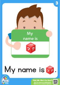 Hello What's Your Name? | Introductions and Greetings