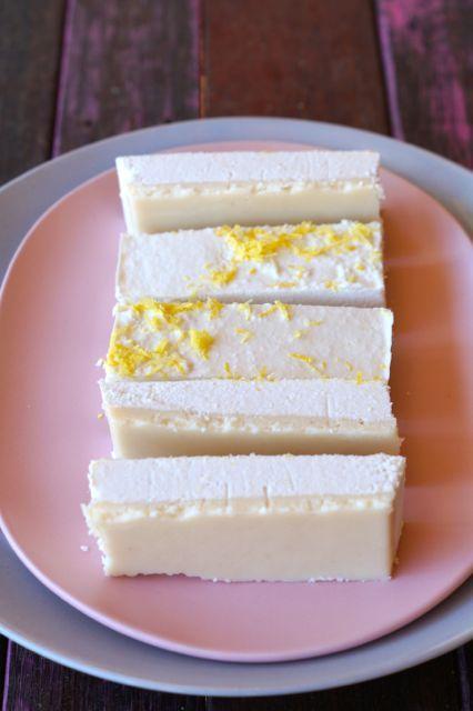 healthy natural real food raw lemon cake2