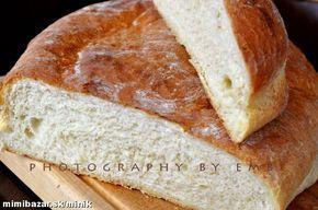 CHLEBÍČEK ĽAHKÝ AKO PIERKO pre nás ten najlepší chlieb na svete