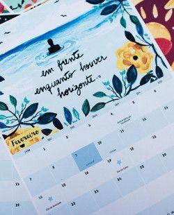 Calendário 2016 grátis para imprimir…