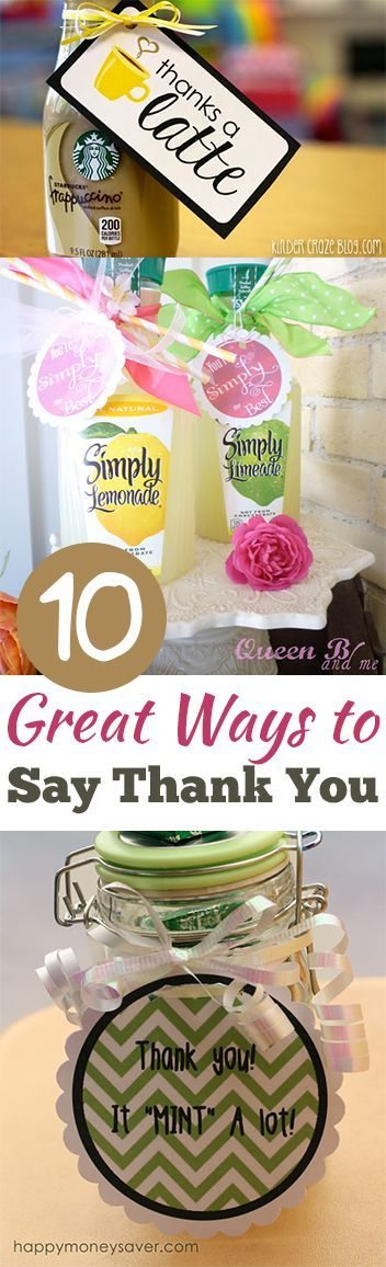 best 25+ thank you gifts ideas only on pinterest | thank you ideas