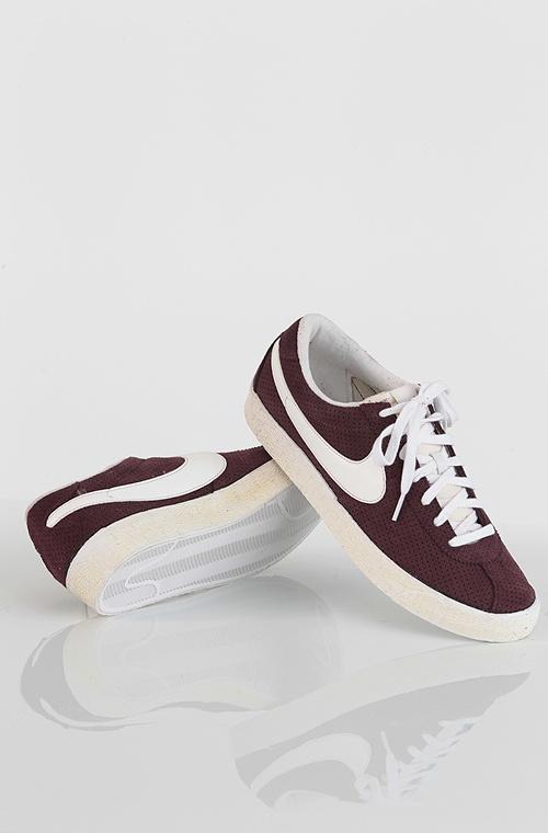 Nike Bruin Vintage kengät Red Mahogany/Sail-Summit White 99,90 € www.dropinmarket.com