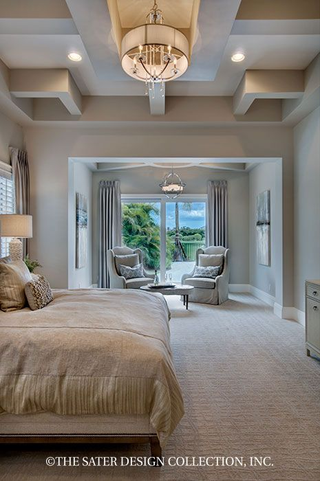 54 best Sumptuous Master Bedrooms The Sater Design Collection