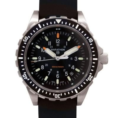 Finest military watch from Marathon Divers LGP SAR
