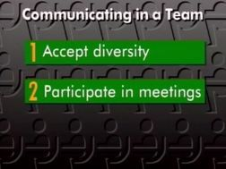Films On Demand - Video - People Skills: Communicating in a Team