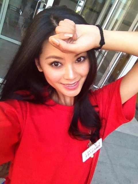 - 圖像詳細資料Yu Wenxia- Wen Xia Yu Is Miss World 2012