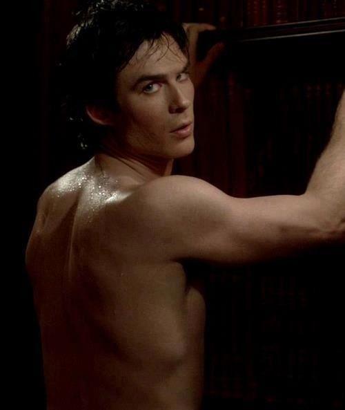 Damon Salvatore Body