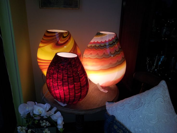Lampade di murano