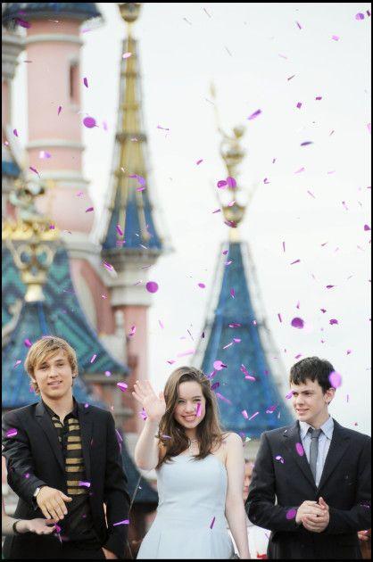 ナルニア国物語第2章〜カスピアン王子の角笛〜のパリプレミアムにて。アナ・ポップルウェル
