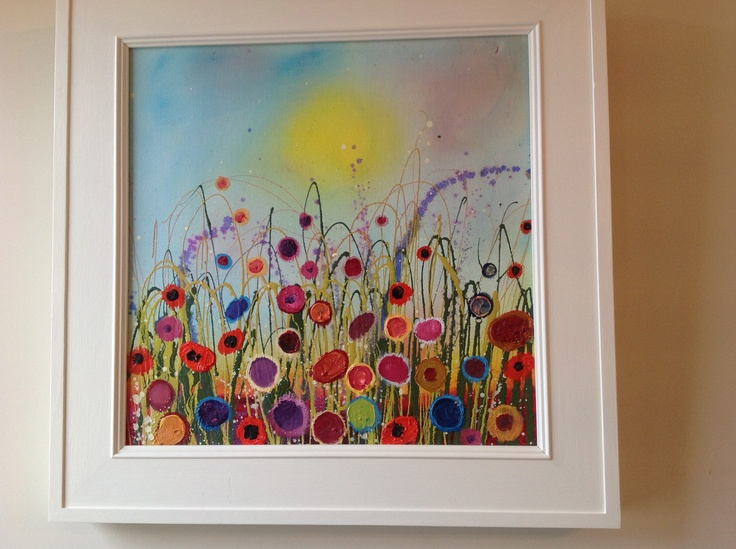 Yvonne Coombs original for sale at The Frame Odiham