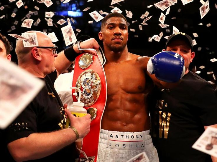Anthony Joshua gives Wladimir Klitschko deadline for heavyweight rematch as he sets date for next training camp
