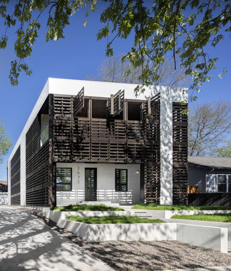 Meridian 105 Architecture Designs A House In Denver