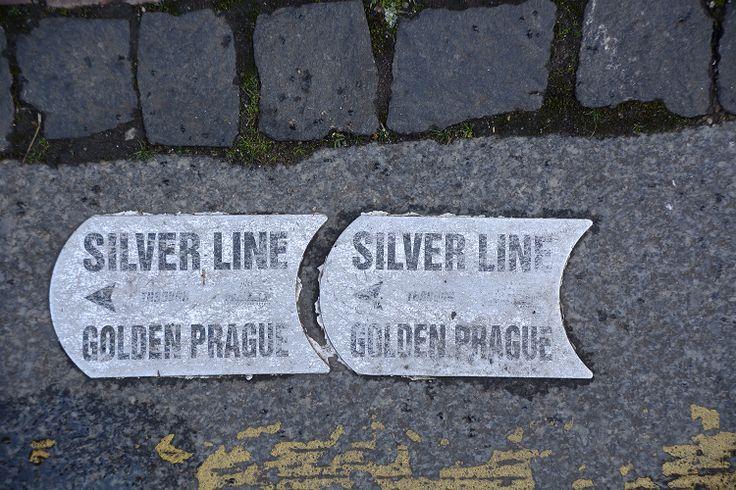 Silver Line in Golden Prague