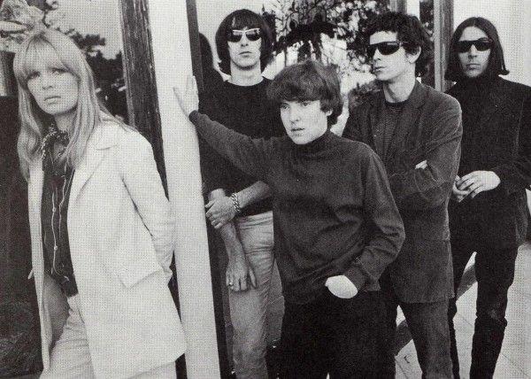 1966. The Velvet Underground (The Velvet Underground & Nico) - Sterling Morrison, Maureen Tucker (Moe Tucker), Lou Reed, John Cale, Nico