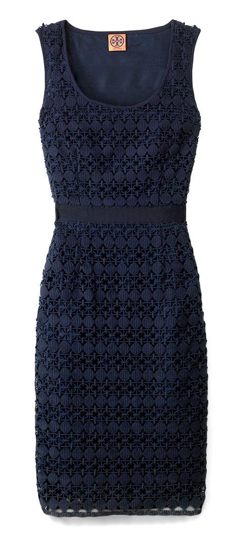 Tory Burch Ginevra Dress. I can't even begin to explain how much I love Tory Burch.