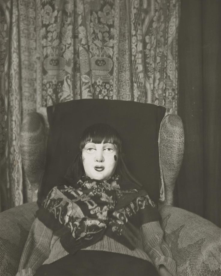 Claude Cahun. Untitled. c. 1928. Gelatin by choadal_recall