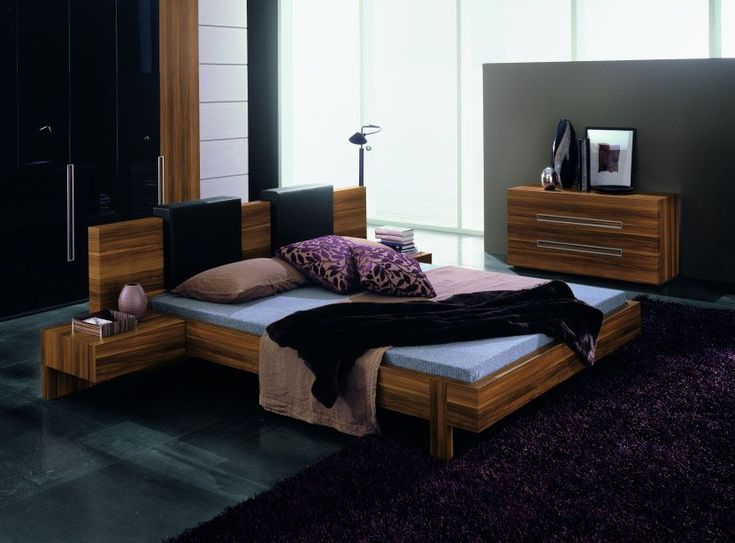 Contemporary Designer Bedroom Set With Platform Bed From Gap Arros Group Offers Infinite Solutions To