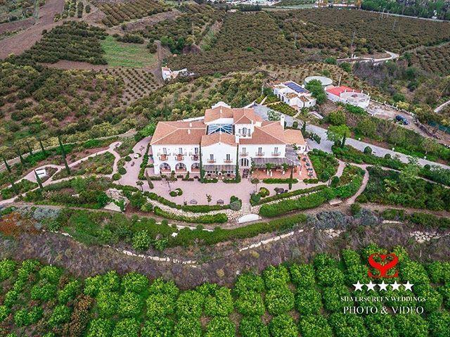 Aerial photos of Hotel Cortijo Bravo from Silverscreen Weddings Photo & Video Drone.... #cortijobravo #silverscreenphotographyvideo #silverscreendigitalmedia #silverscreenweddings