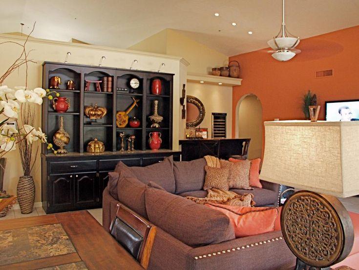 13 besten living room Bilder auf Pinterest - wohnzimmer ideen braune couch