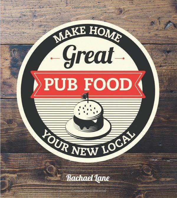 Pub food logo