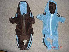 Выкройки одежды для собачек