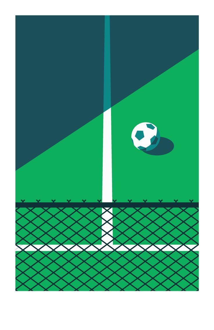 Side Line - illustration by Jeremy Booth