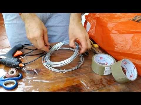 DIY Como Hacer Cascos o Tocados de Plumas -Parte1- - YouTube