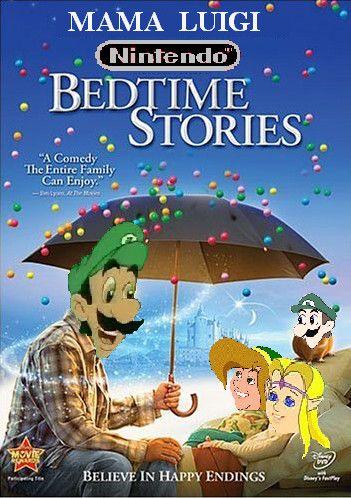 Mama Luigi's Bedtime Stories by SwycoonMTK