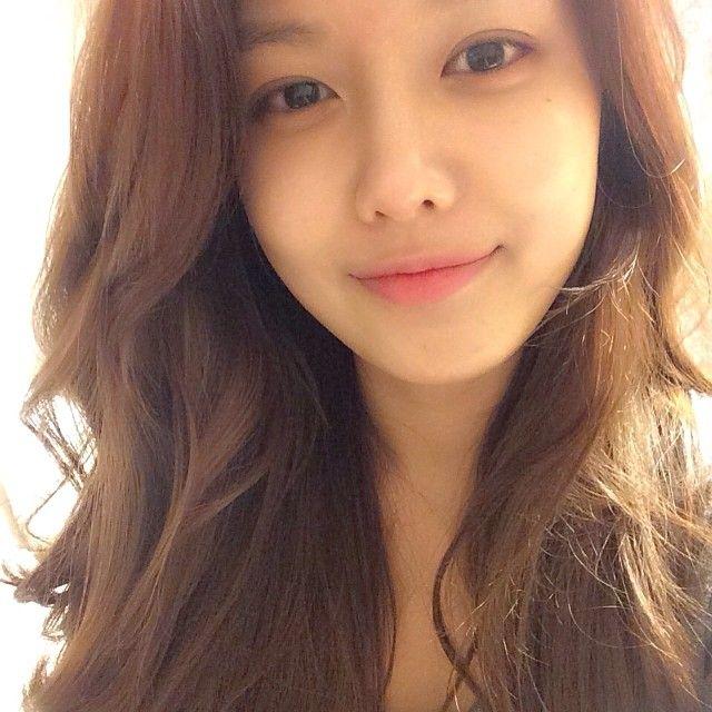 Cool Pretty Sooyoung selca