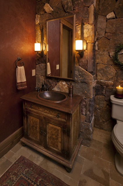 rustic bathroom ideas pinterest 419 best images about bathrooms rustic on 20265
