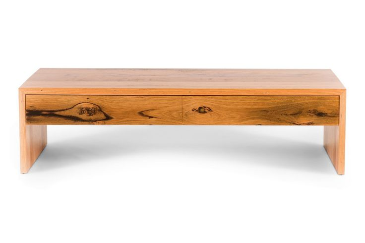 Portland Coffee Table, Australian made in recycled Messmate. Have it made in your choice of stain, size and wood. From Urban Rhythm, Melbourne urbanrhythm.com.au