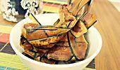 Con il termine Tempura, si vuole indicare un fritto misto di origine giapponese, anche se nel linguaggio comune, si indicano varie preparazioni a base di pastella o fritture.