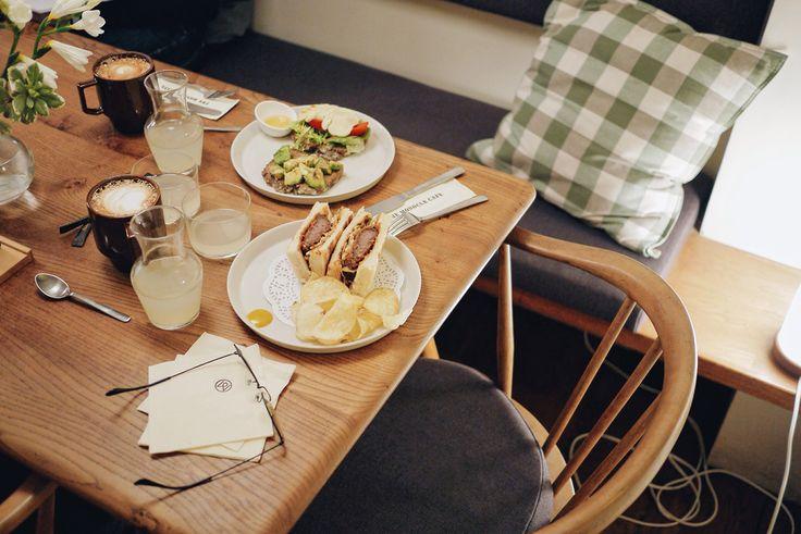 Monocle Café in London by Amé Story