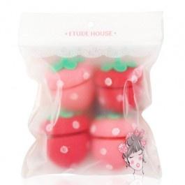 Strawberry Sponge Hair Roll (4pcs)    http://indonesia.pikomiko.com/beauty/etudehouse/etudehouse-tools/etdmkp-034.html