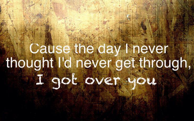Daughtry - Over You Lyrics | MetroLyrics