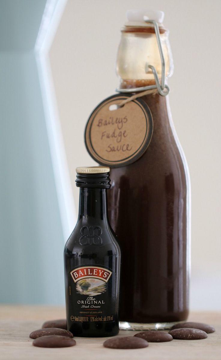 Baileys Chocolate Sauce