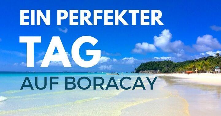 So geht ein perfekter Urlaubstag auf Boracay: http://flashpacking4life.de/ein-perfekter-tag-auf-boracay-mit-kleinem-geldbeutel/