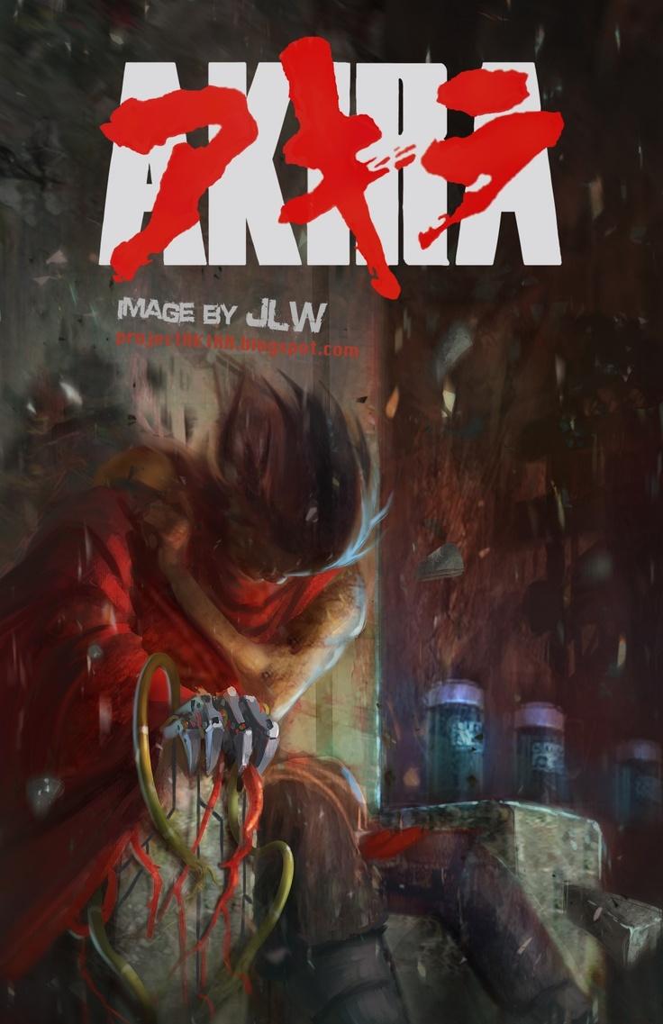 Geek Art: Project AKIRA Awesomeness - News - GeekTyrant