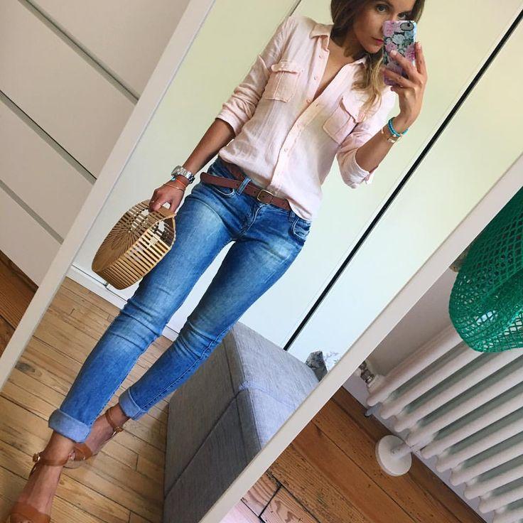 "Céline op Instagram: ""Mercredi 🌸 #ootd#outfit#…"