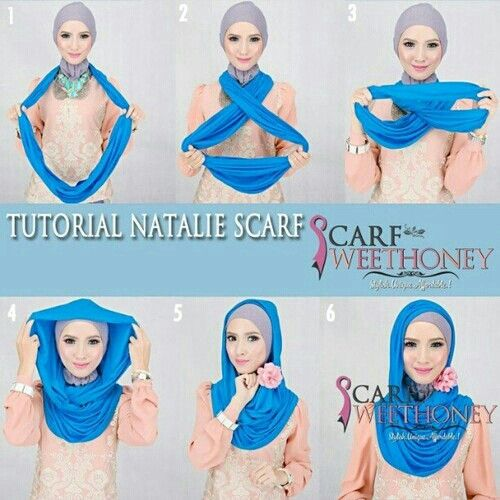 Scarf tutorial