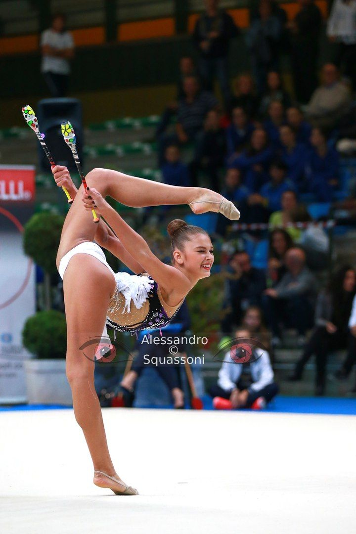 Aleksandra Soldatova (Russia), Serie A Italy 2016