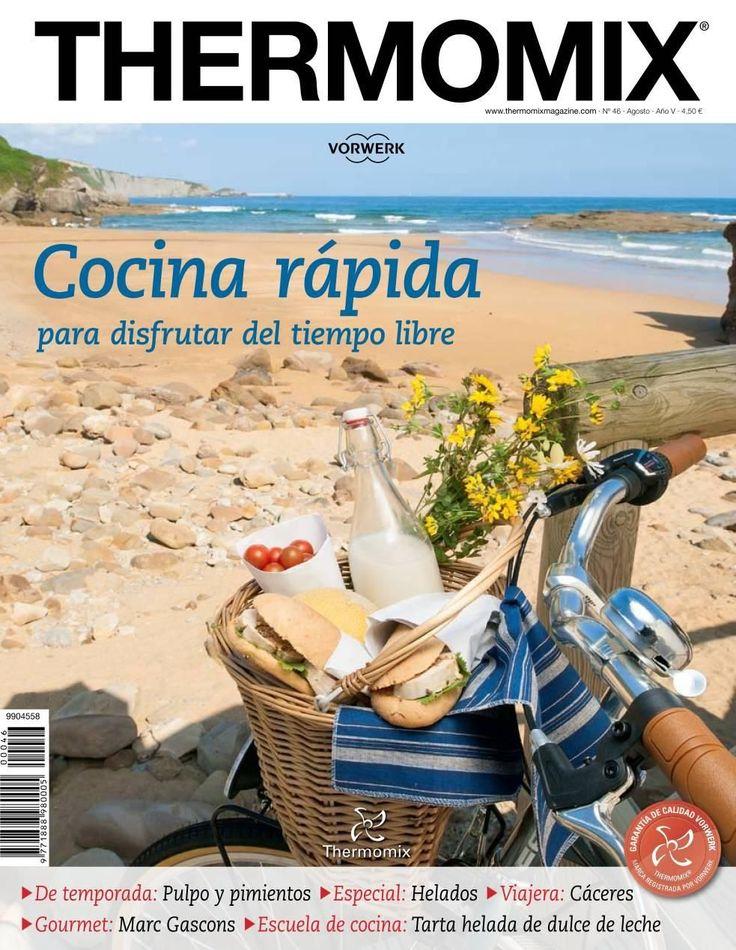 Revista Thermomix nº 46 - Cocina rápida