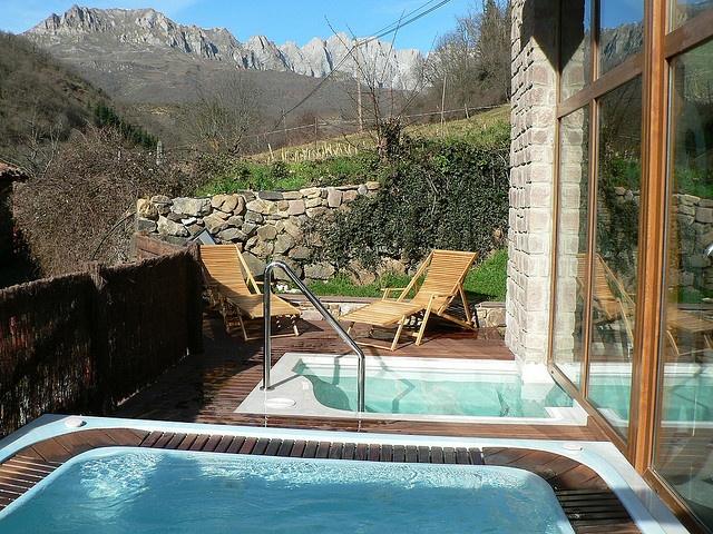 Hotel SPA La Casona de Cosgaya, Cosgaya, Cantabria  http://www.toprural.com/Hotel-rural/Hotel-Spa-La-Casona-De-Cosgaya_26377_f.html
