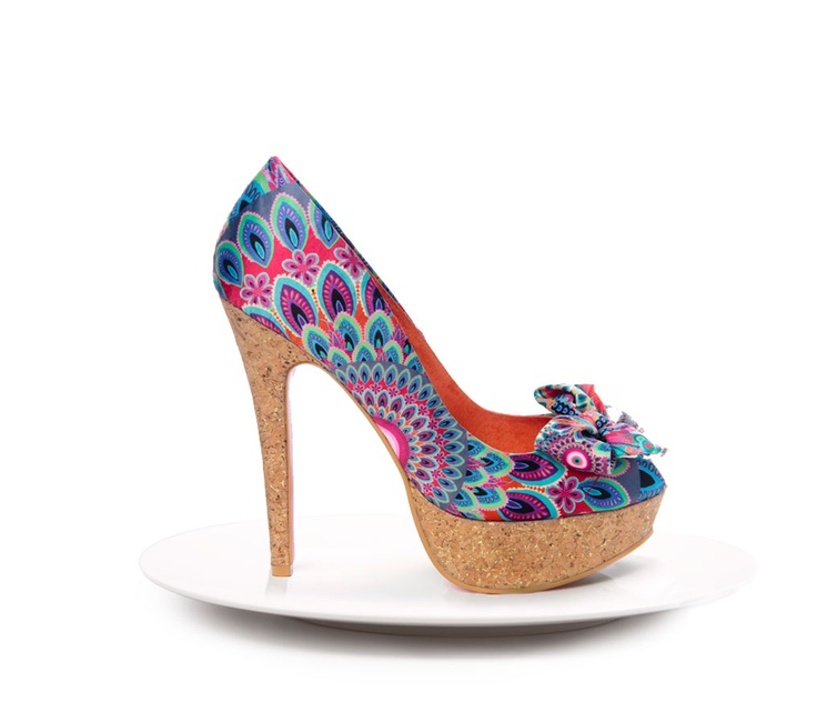 Desigual Geranios Shoes