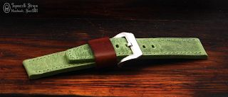 Topouzelli Straps : Leather watch strap T 860
