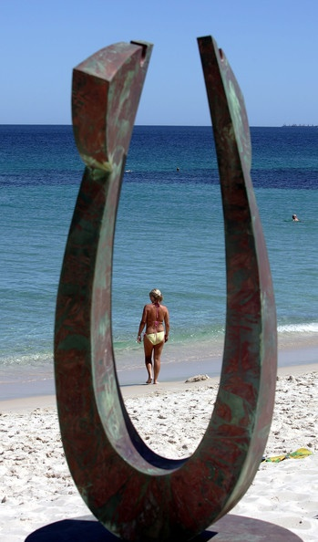 'sculpture by the sea' - Cottesloe Beach - West Australia