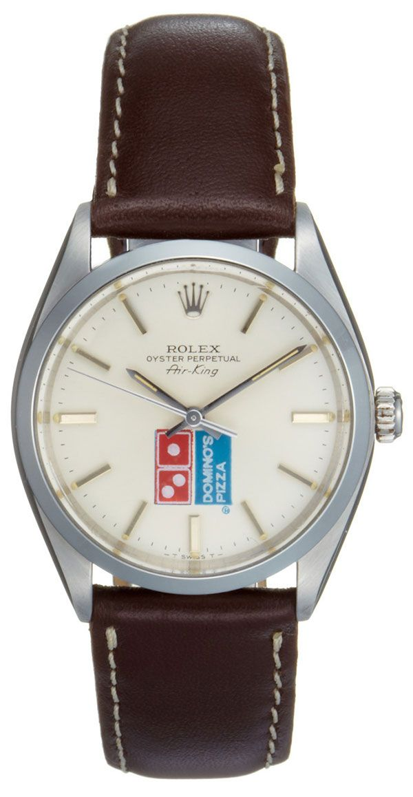 Rolex airking for Dominos Pizza Employees