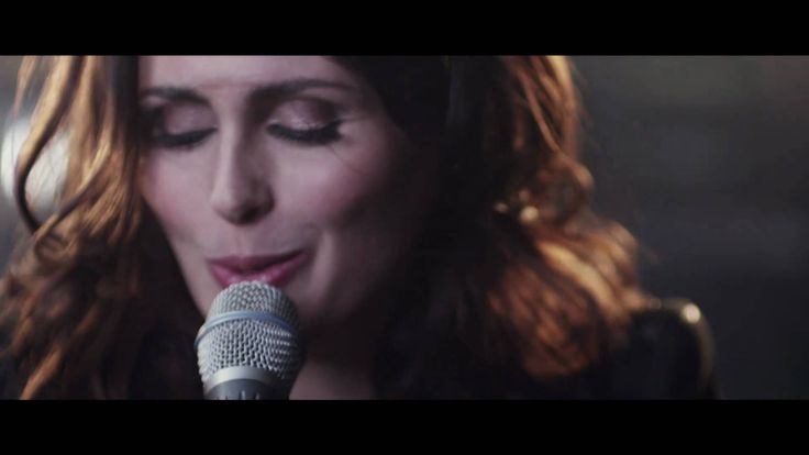 """Within Temptation's """"Faster"""". I love how she croons the title """"Faster"""". Excerpt: I can't see, cause it's burning deep inside - Like gasoline, a fire running wild - No more fear, cause I'm getting closer now - So unreal, but I like it anyhow."""