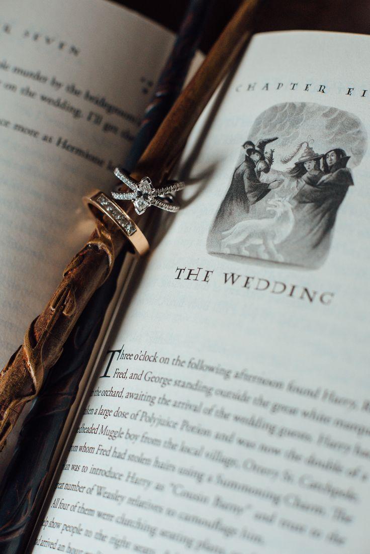 Holidays at Hogwarts: Gryffindor Wedding Inspiration
